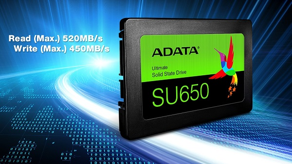 ADATA SSD 240GB Ultimate SU650SS 2,5