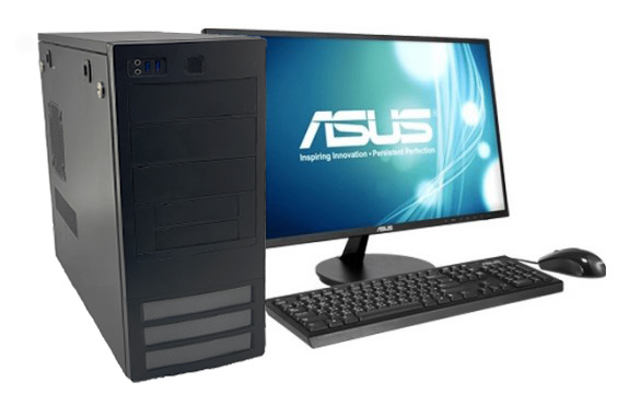 ASUS H81 BM1AD Tower