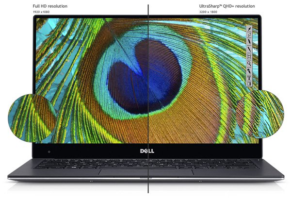 Dell XPS 13 9350 Silver