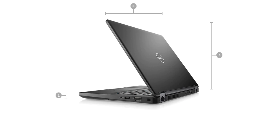 Dell Latitude 5480 Touch