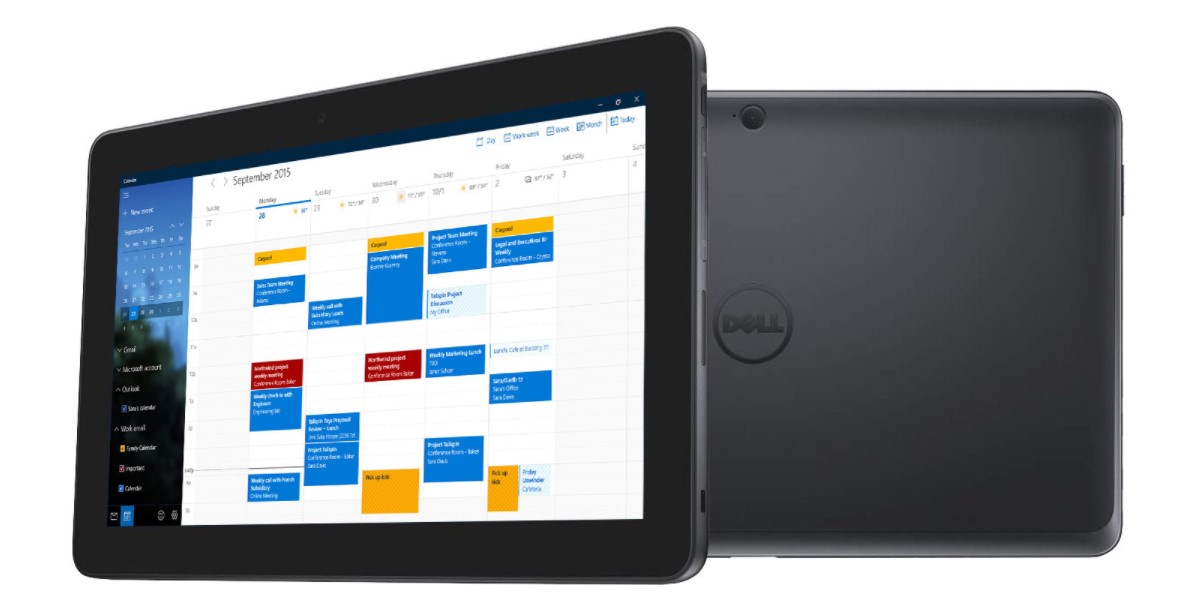 Dell Latitude 5175 Touch