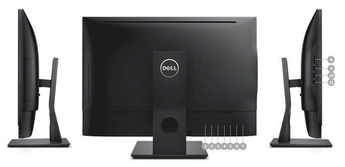 Dell Optiplex 7440 AiO Touch