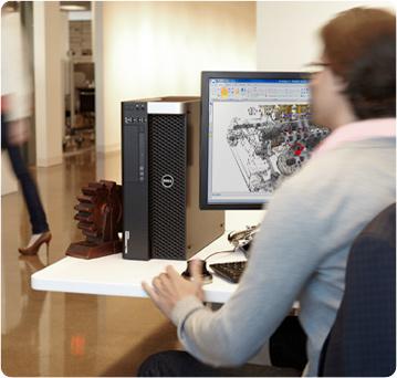Dell Precision T3600 Tower