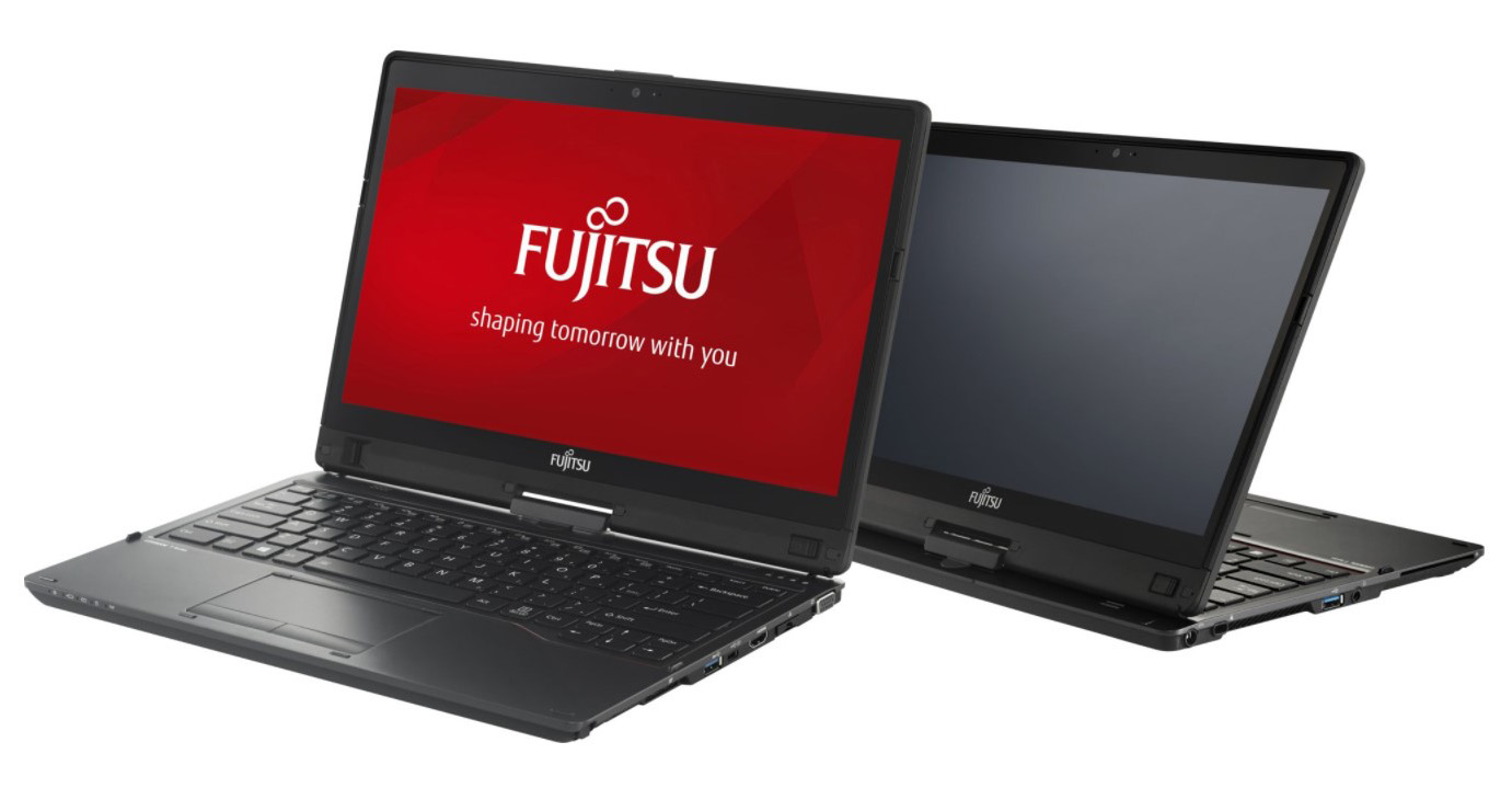 Fujitsu LifeBook T937 Touch
