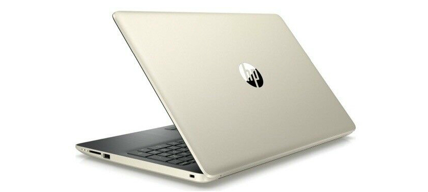 HP 15-da1000ne Silk Gold