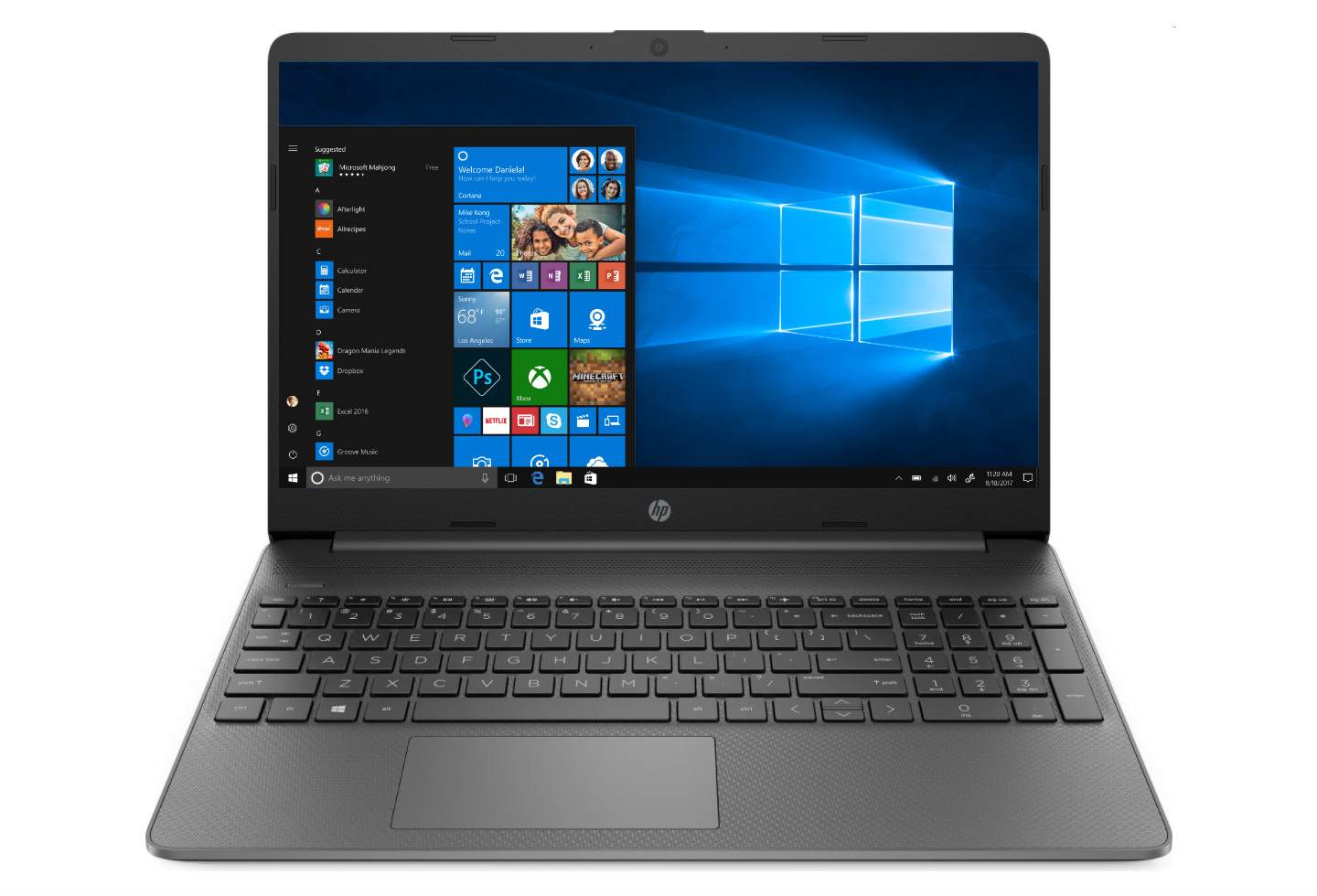 HP 15s-eq1004nx Smoke Gray