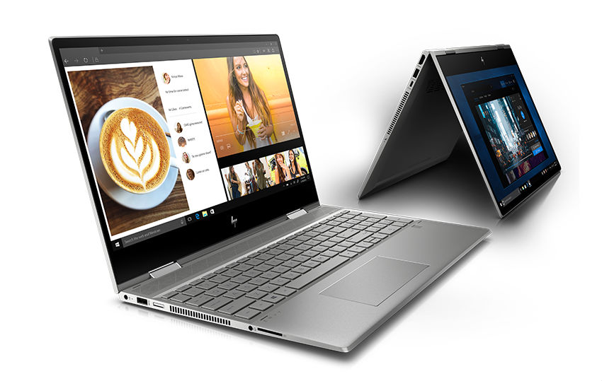 HP ENVY x360 15-ee0700no Dark Ash Silver