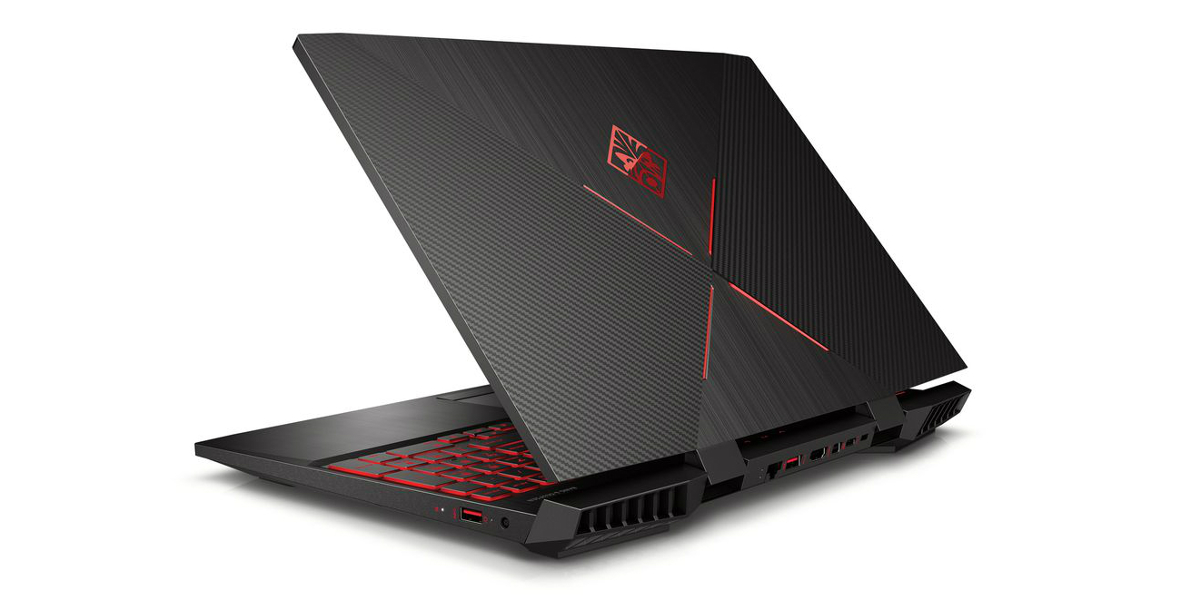 HP OMEN 15-dc1019nj Shadow Black