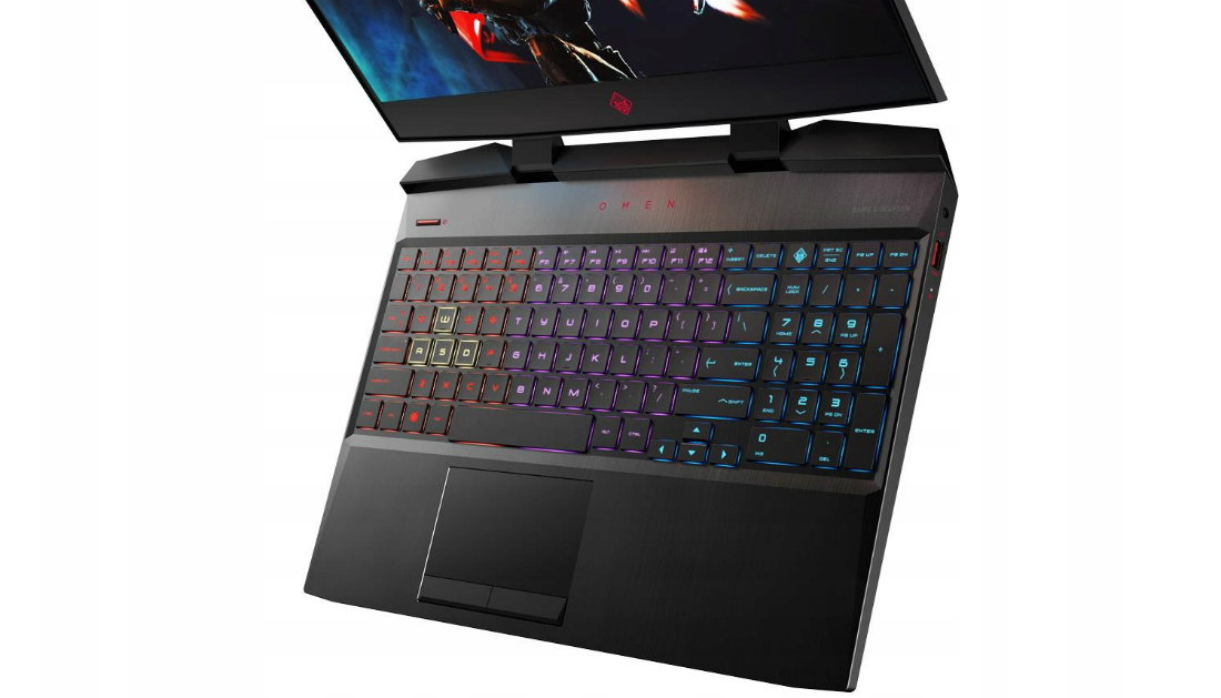 HP OMEN 15-dh0007ne Shadow Black