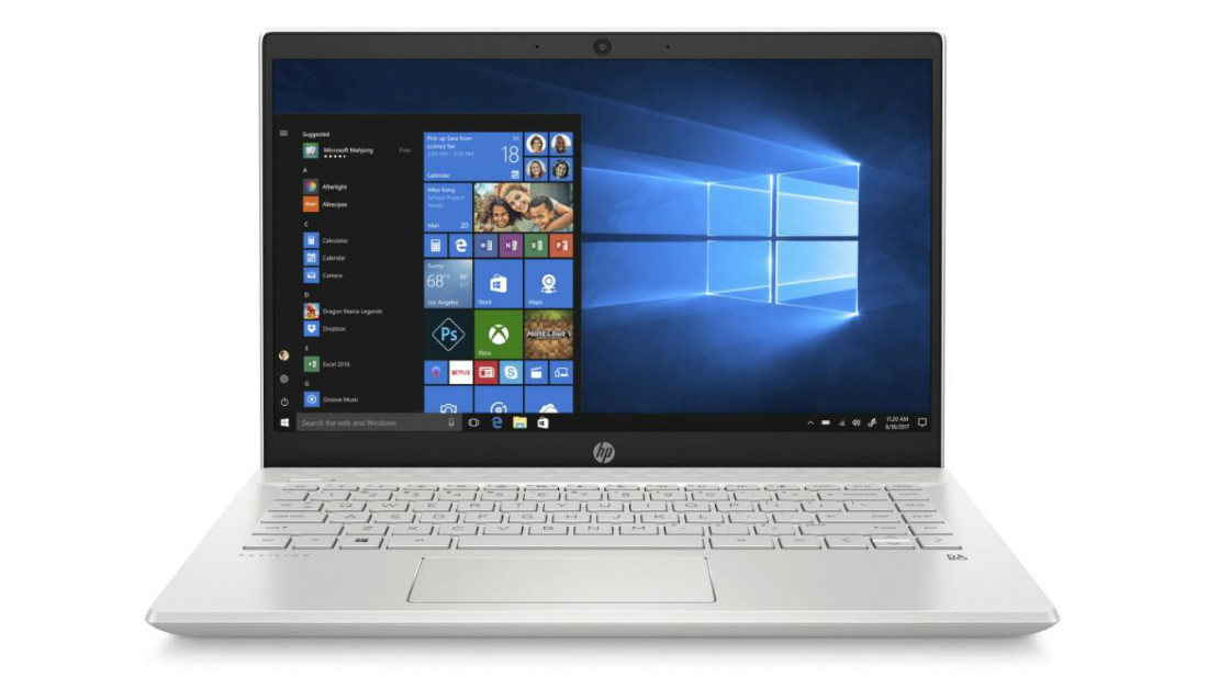 HP Pavilion 14-ce3006nj Ceramic White