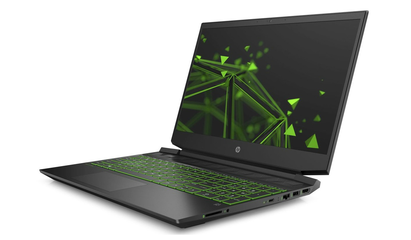 HP Pavilion Gaming 15-dk0025ne Shadow Black