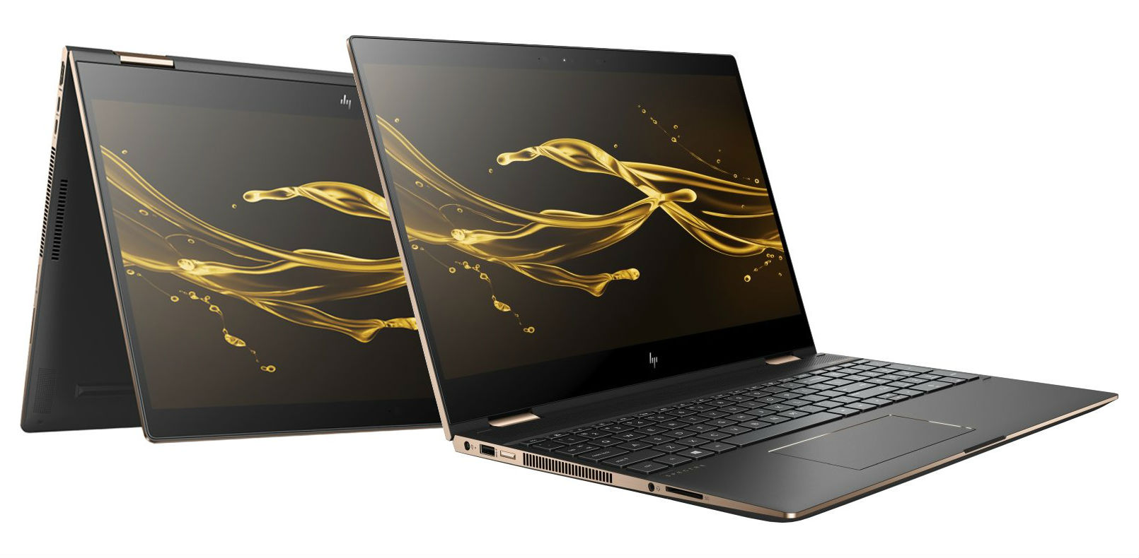 HP Spectre x360 15-df1000nx Dark Ash Copper