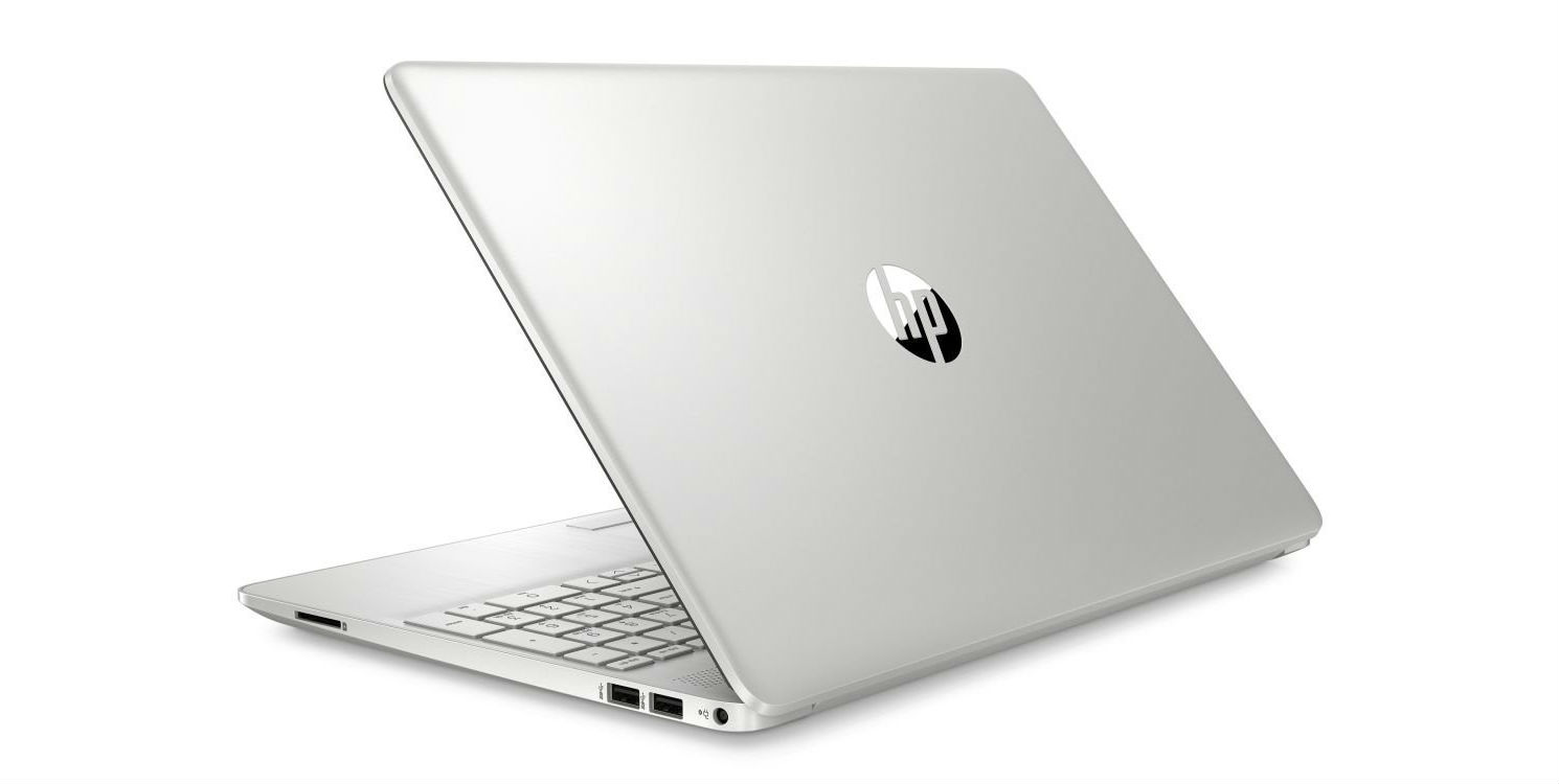 HP 15-dw1002nt Natural Silver