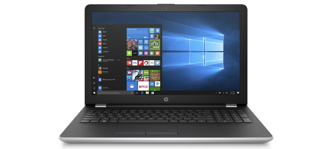 HP 15-db1096nt Natural Silver