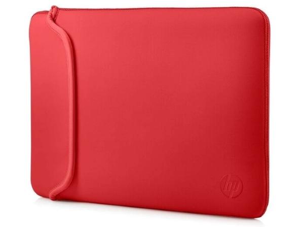 "HP 15.6"" Chroma Sleeve Black/Red"