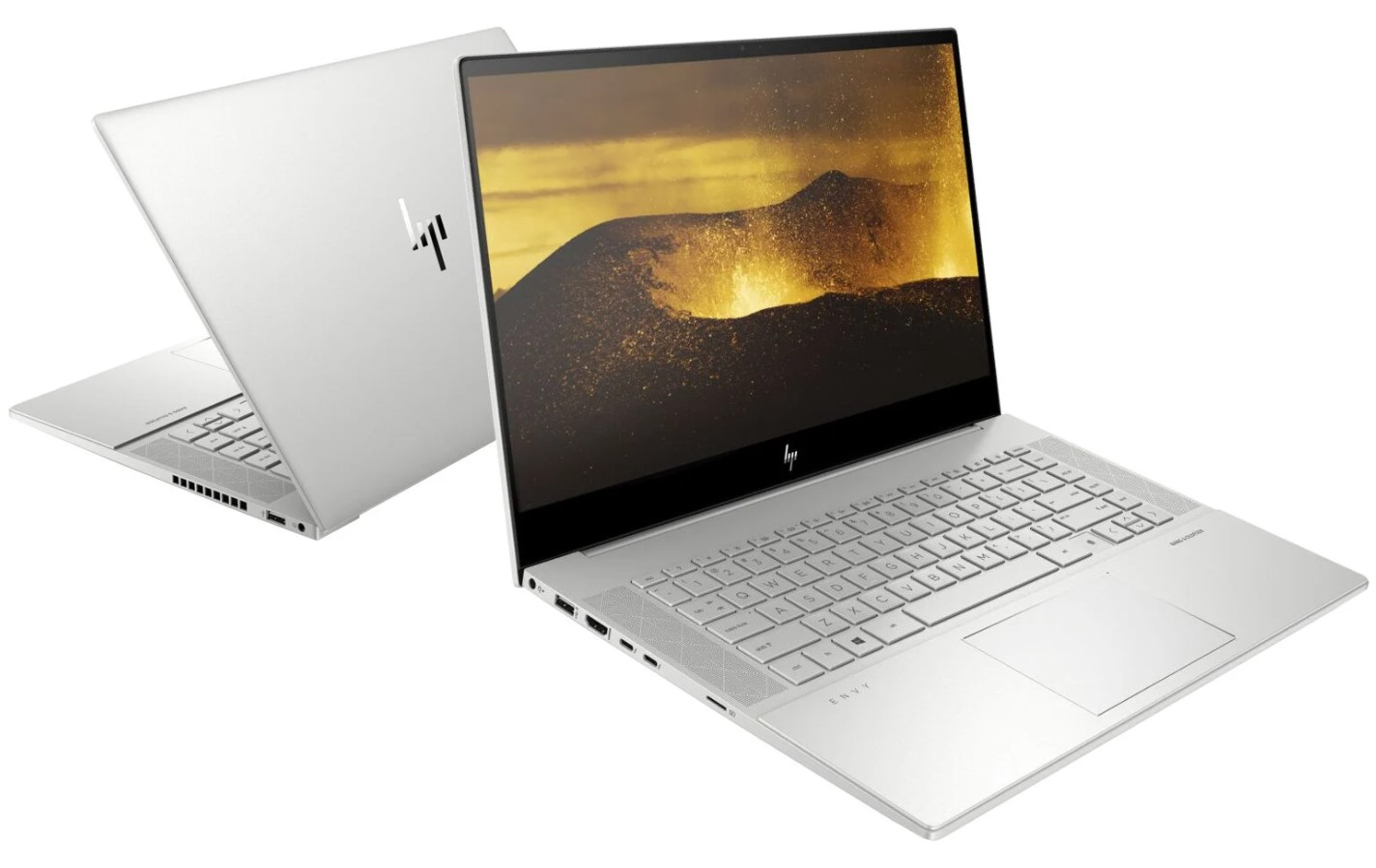 HP ENVY 15-ep0002nl Natural Silver
