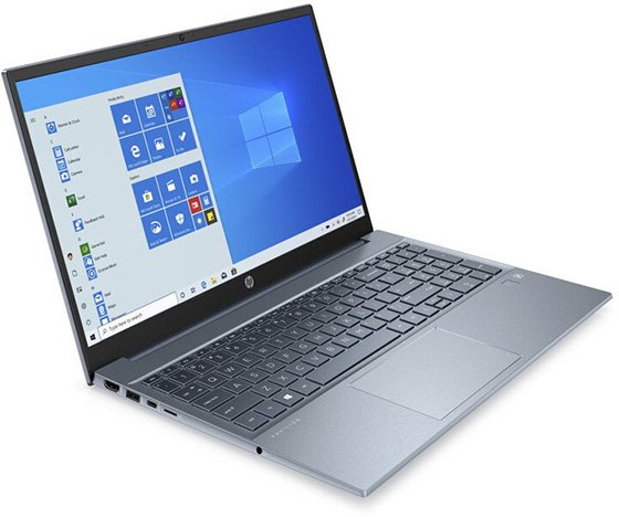 HP Pavilion 15-eh0008nl Mineral Silver