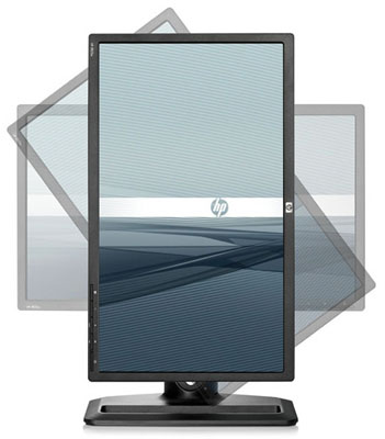 """24"""" LCD HP ZR24w"""