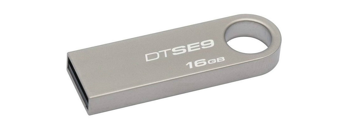 Kingston DataTraveler DTSE9H 16GB