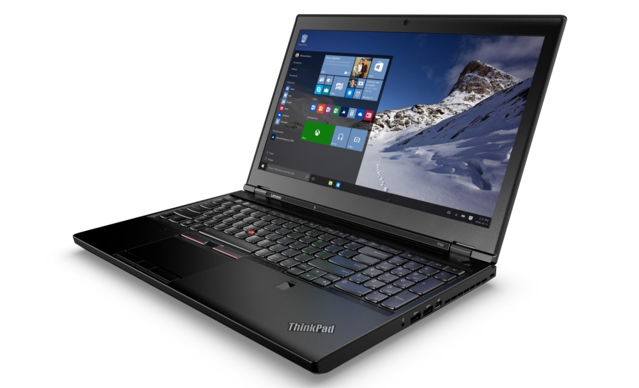 Lenovo ThinkPad P50s