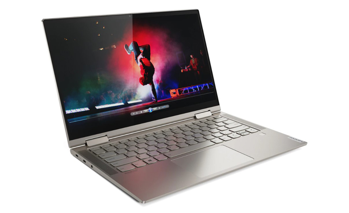 Lenovo Yoga C740-14IML Iron Gray