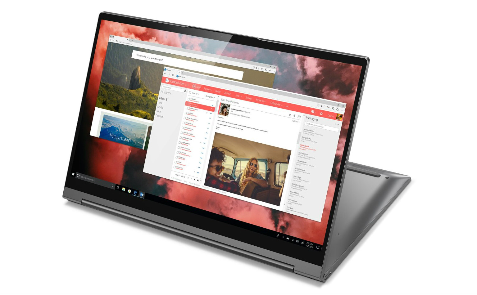 Lenovo Yoga C940-14IIL Iron Grey