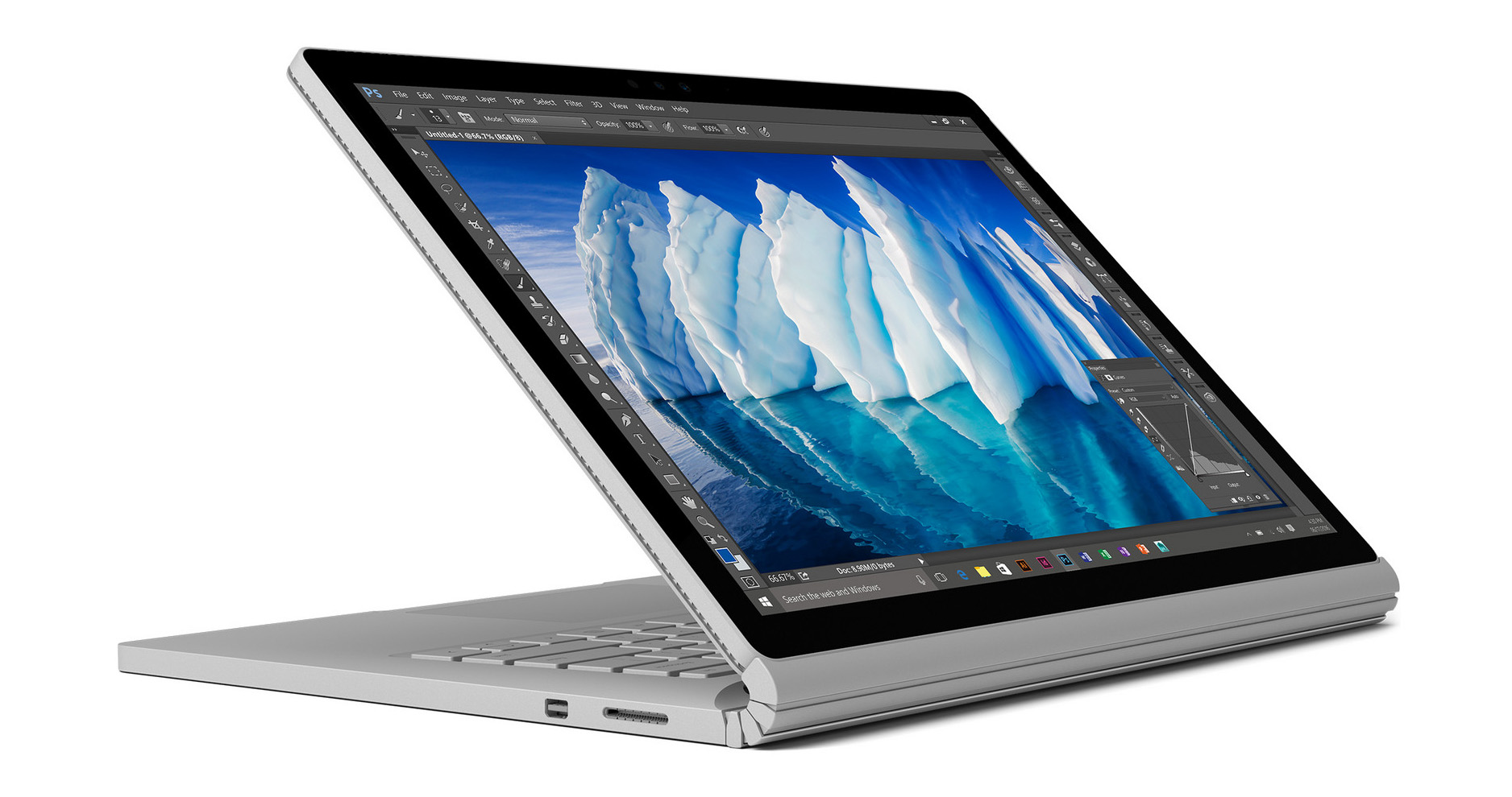 Microsoft Surface Book 1703