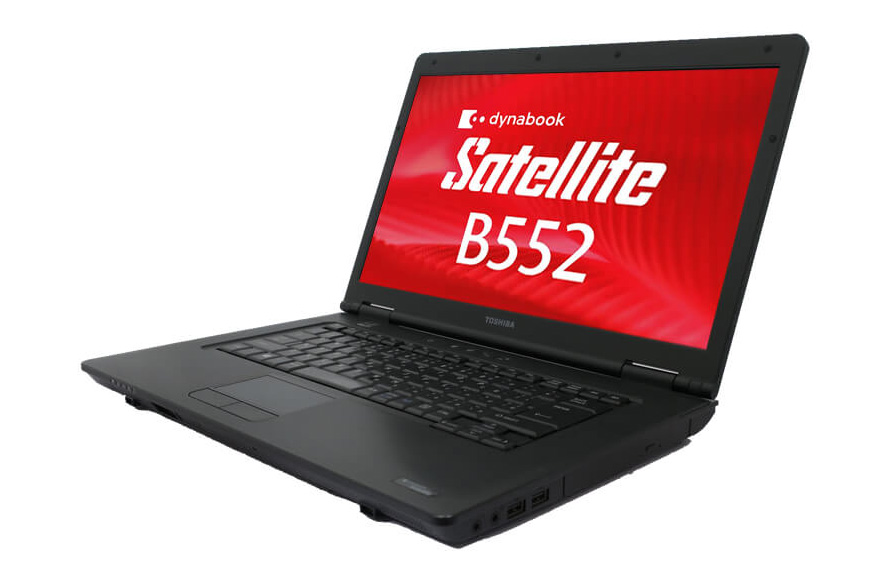 Toshiba Satellite B552