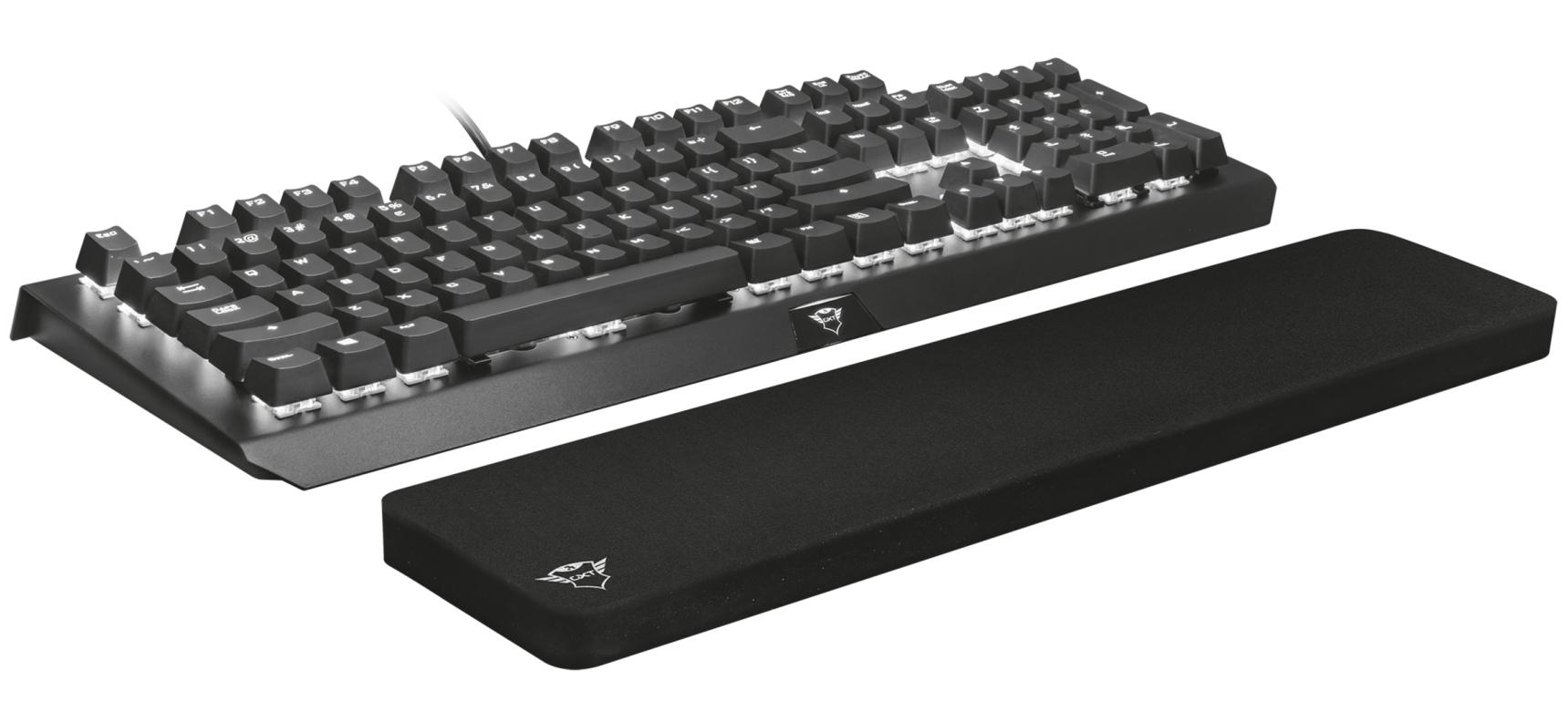 Trust GXT 766 Flide Keyboard Wrist Pad