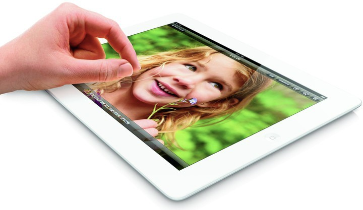Apple iPad 4 32GB WiFi White